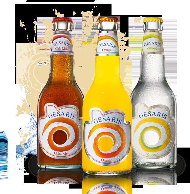 Gesaris Erfrischungsgetränke – Pott\'s Brauerei